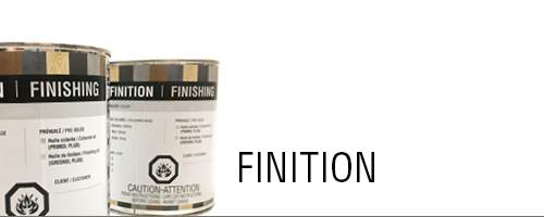 Finition plancher bois franc - finishing hardwood flooring