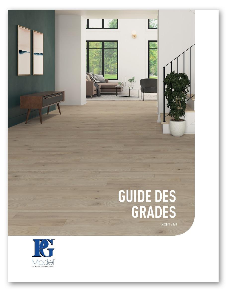 Guide des grades PG Model